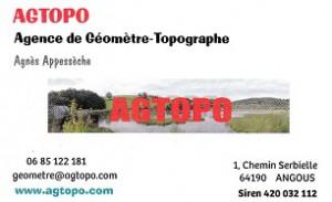 Géomètre CarteAGTOPO